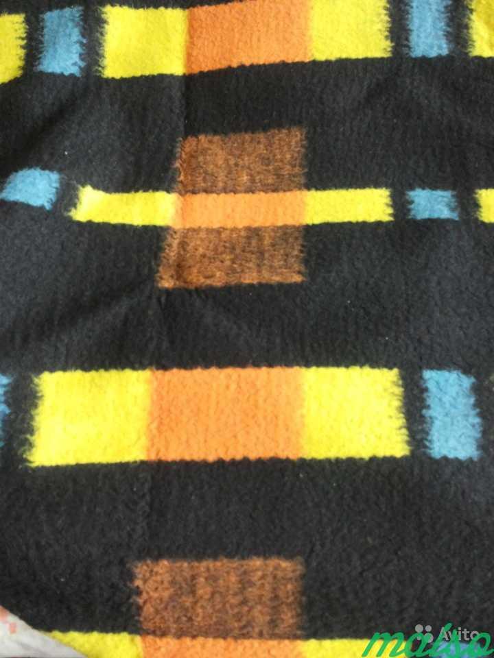 Плед одеяло шерстяной 2 шт в Москве. Фото 5