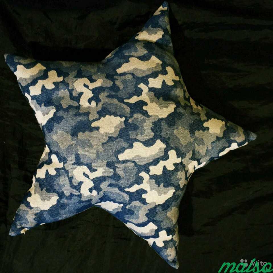 Декоративные подушки в Москве. Фото 3