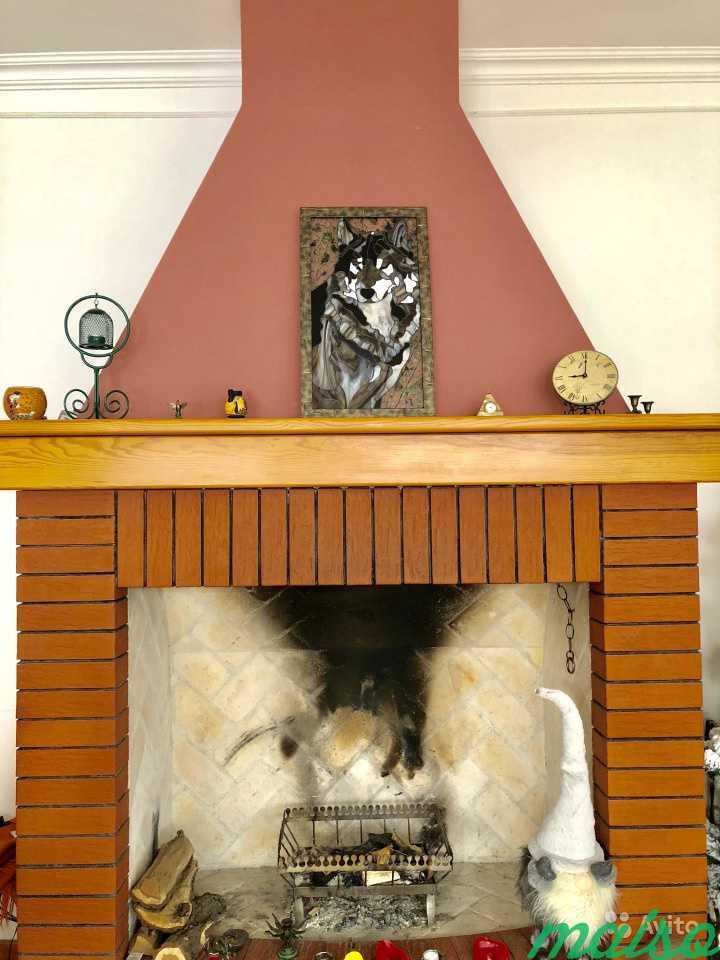 Витражная картина ручной работы в Москве. Фото 4