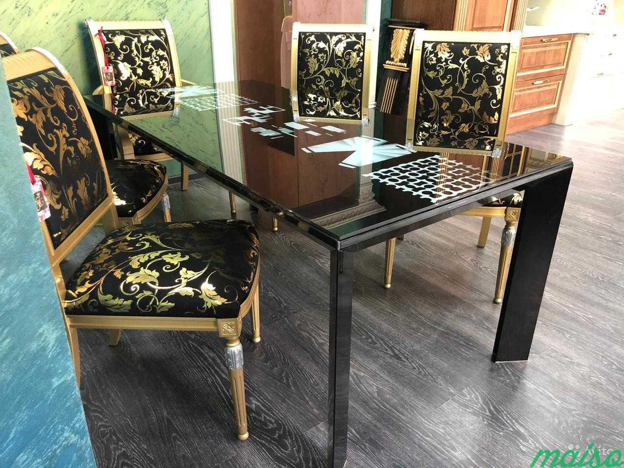 Стол и стулья в Москве. Фото 1