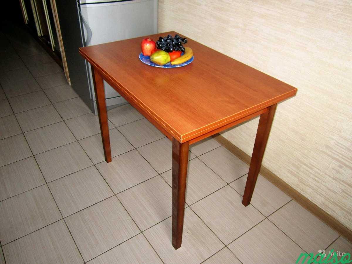 Кухонный стол раскладной в Москве. Фото 5