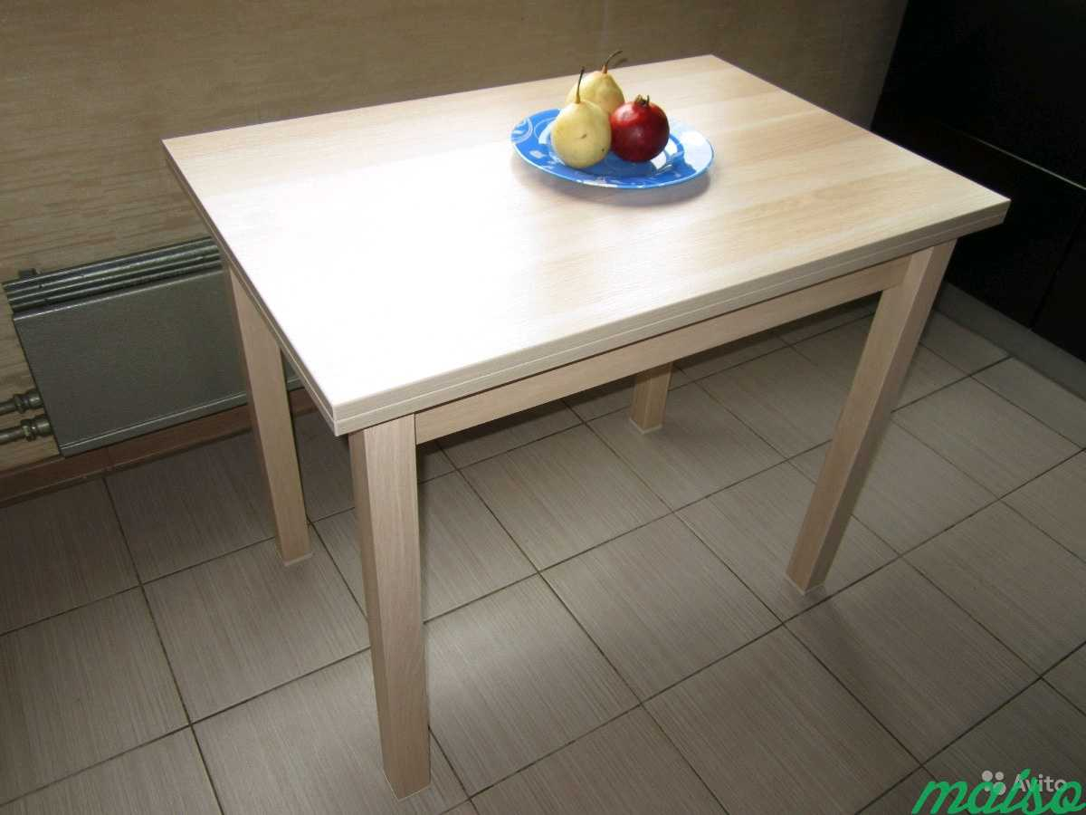Кухонный стол раскладной в Москве. Фото 4