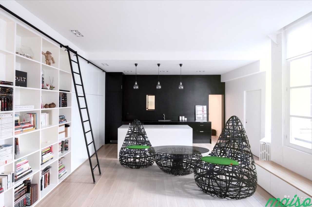 Карбоновая мебель углеволокно carbon в Москве. Фото 4