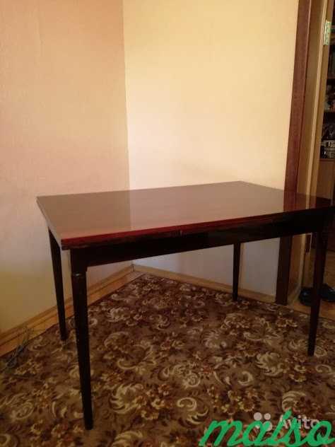 Стол обеденный для гостиной в Москве. Фото 1