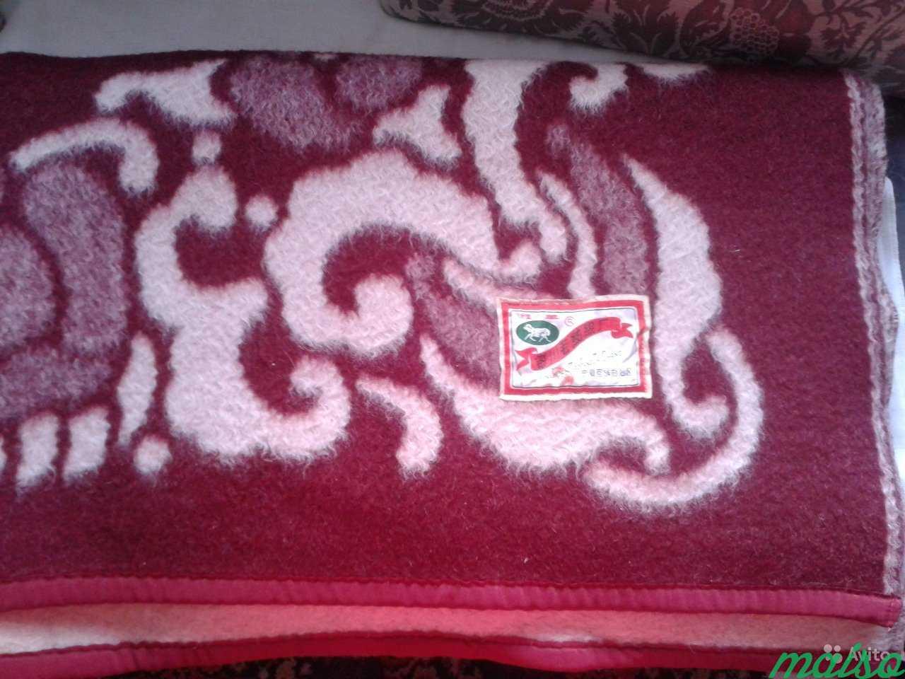 Одеяло из верблюжьей шерсти в Москве. Фото 3