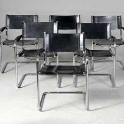 Винтажные стулья маттеоgrassi 70г