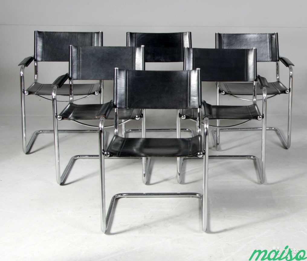 Винтажные стулья маттеоgrassi 70г в Москве. Фото 1