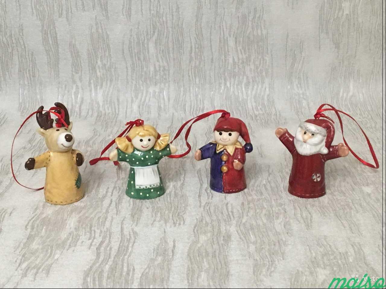 Елочные игрушки villeroy boch Christmas ornaments в Москве. Фото 1