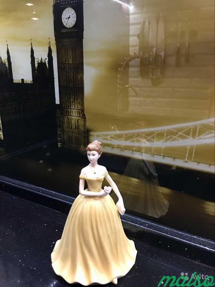 Костянкой фарфор Статуэтки Дамы Leonardo Staffords в Москве. Фото 2