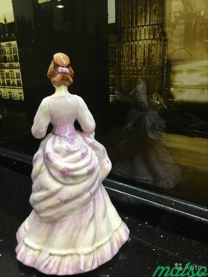 Костянкой фарфор Статуэтки Дамы Leonardo Staffords в Москве. Фото 6