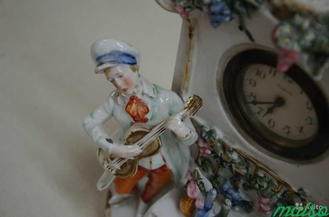 Часы каминные За столом в Москве. Фото 4