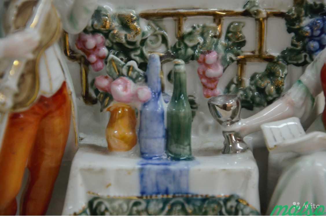 Часы каминные За столом в Москве. Фото 6