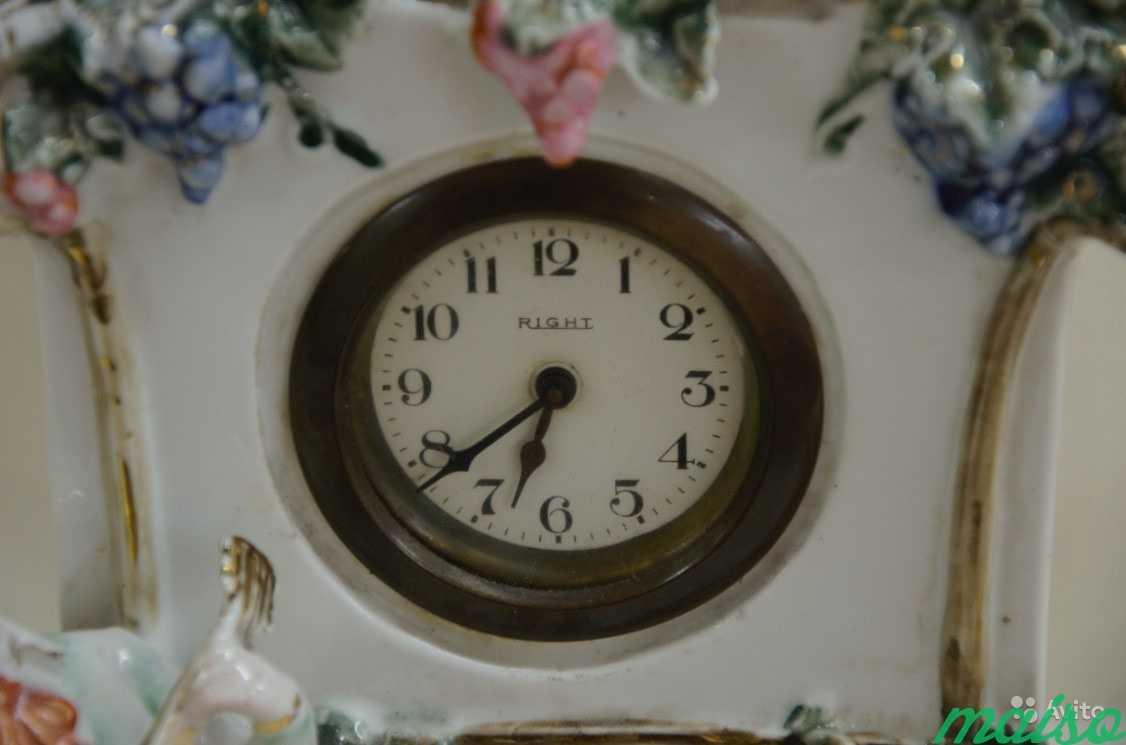 Часы каминные За столом в Москве. Фото 9