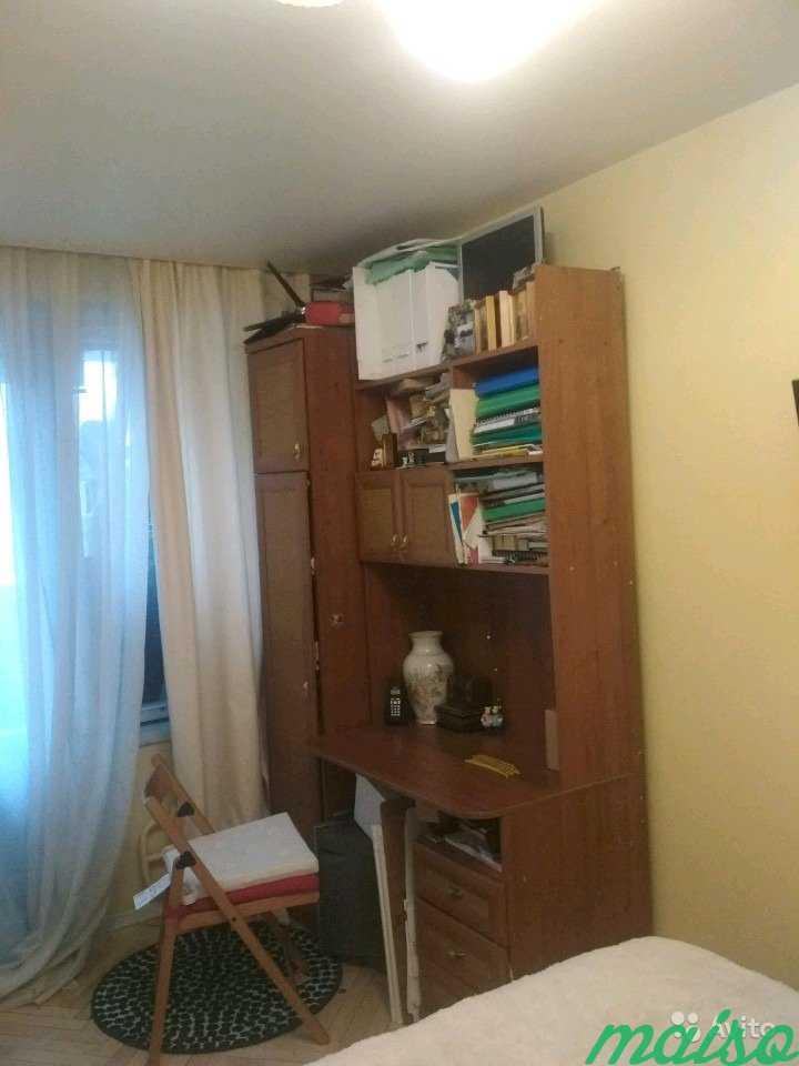 Стенка с письменным столом, полками и шкафом.Произ в Москве. Фото 1