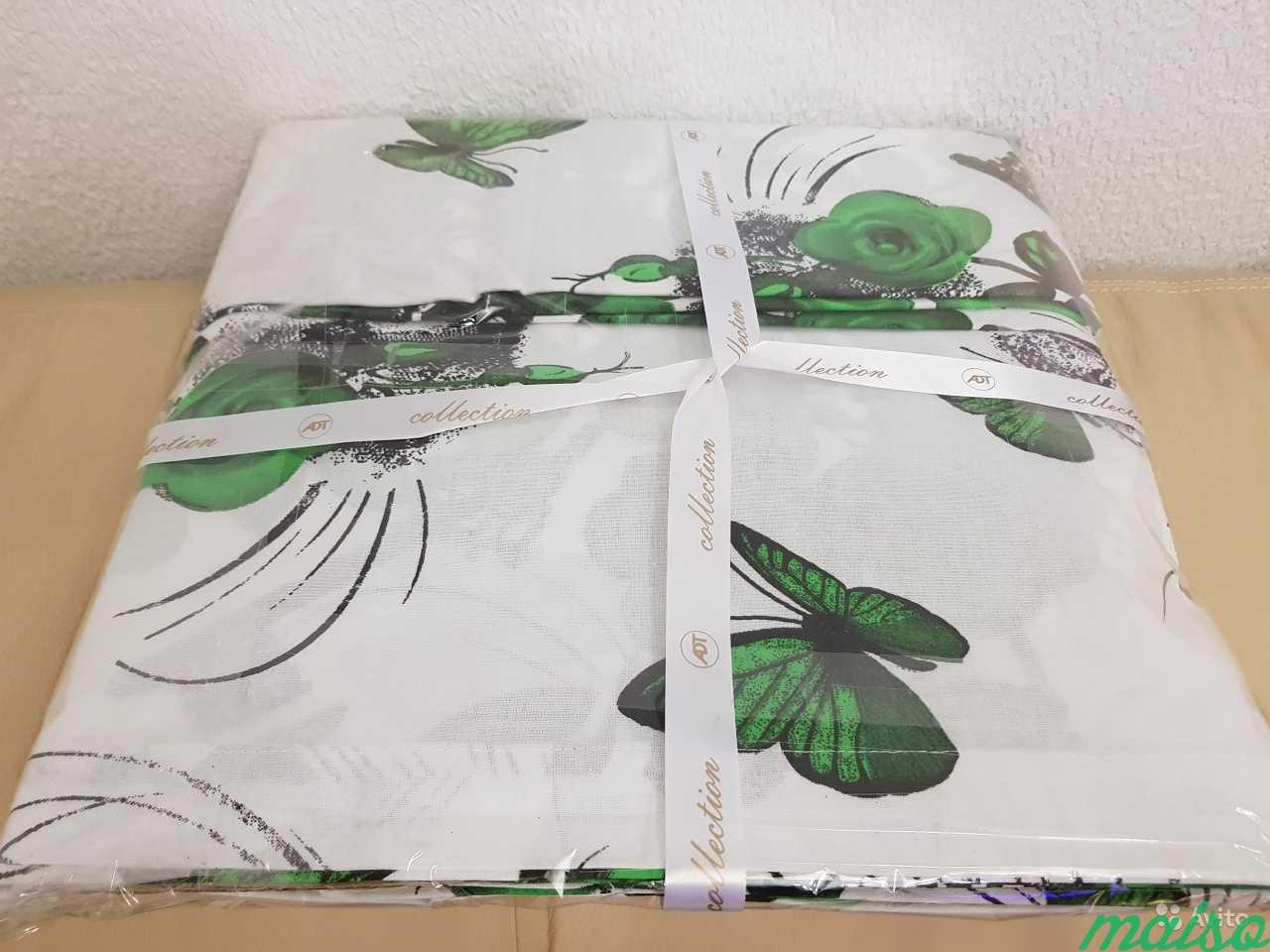 Комплект скатерть+4 салфетки хлопок в Москве. Фото 8