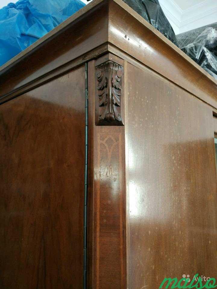 Шкаф антикварный в Москве. Фото 2