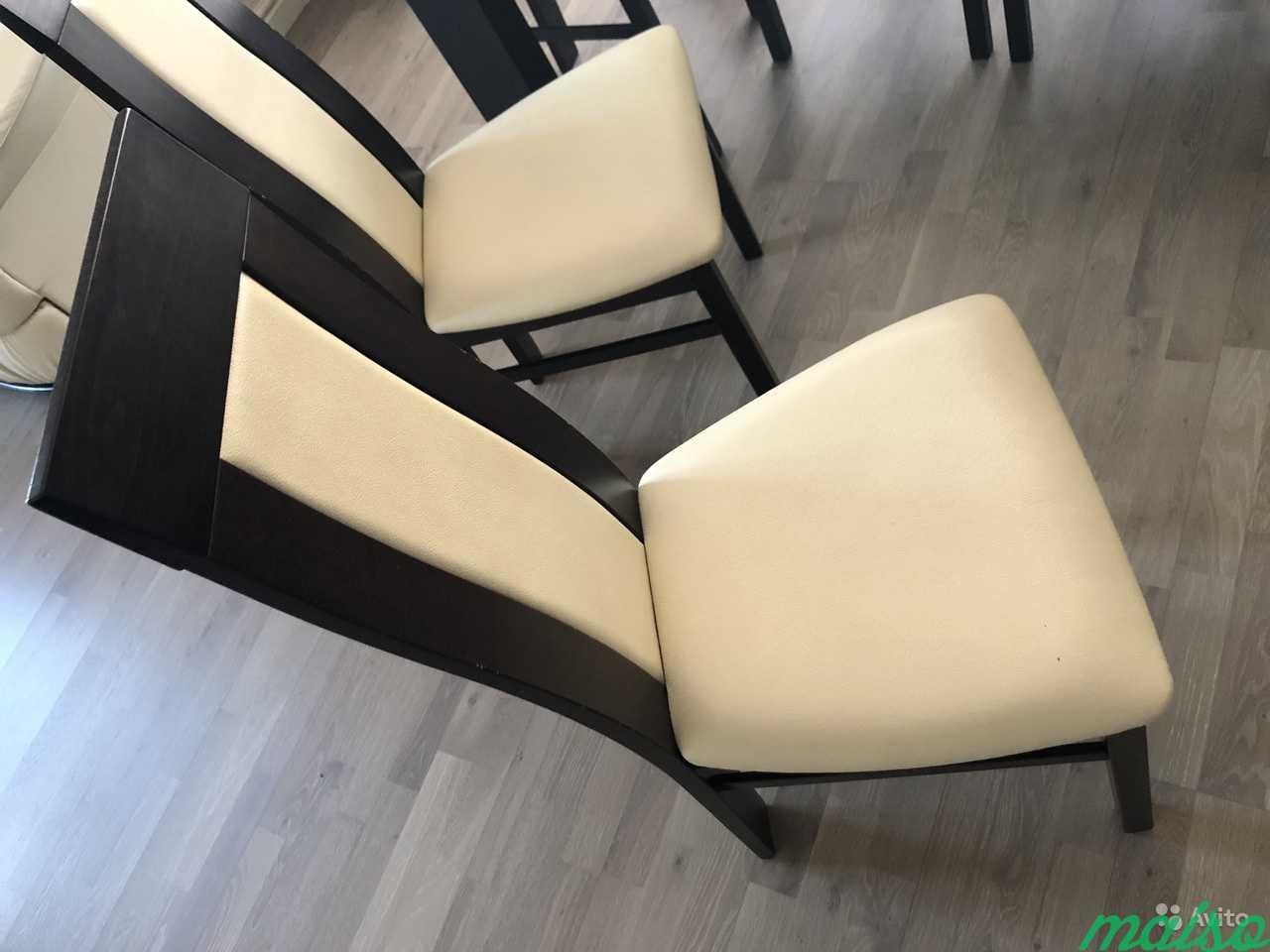 Effezeta Обеденный стол со стульями в Москве. Фото 3