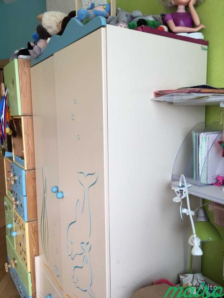 Шкаф детский ф.Meblik в Москве. Фото 4