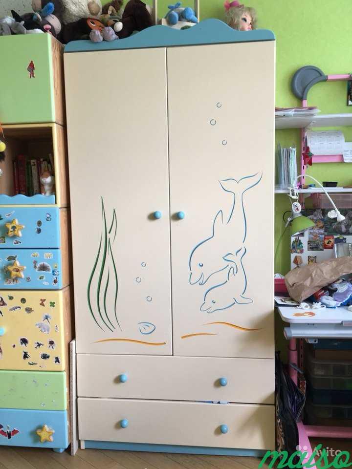 Шкаф детский ф.Meblik в Москве. Фото 1