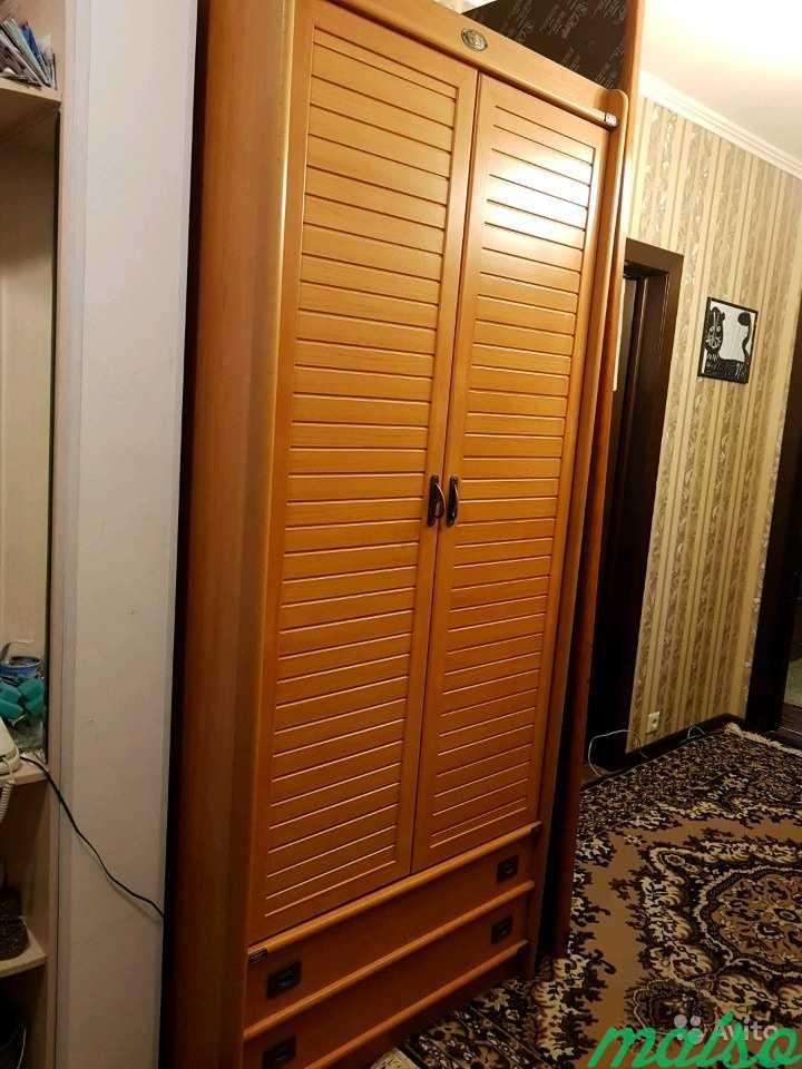 Шкаф платяной флинт в Москве. Фото 2