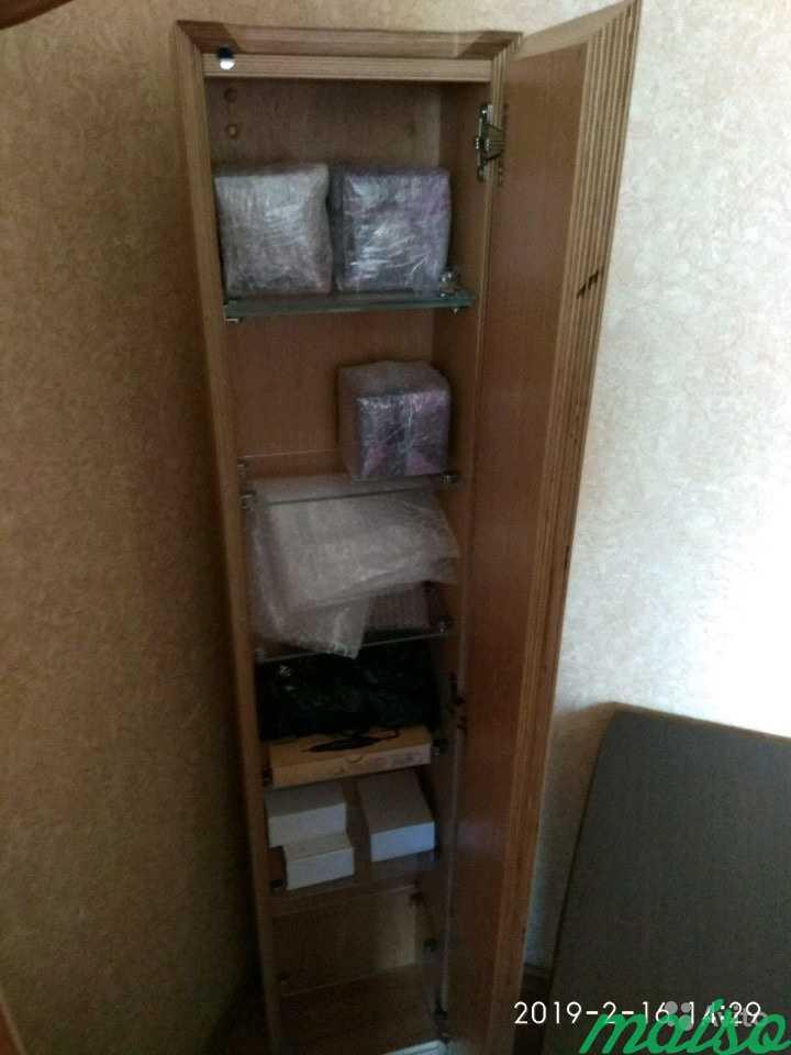 Шкафы для ванной в Москве. Фото 2