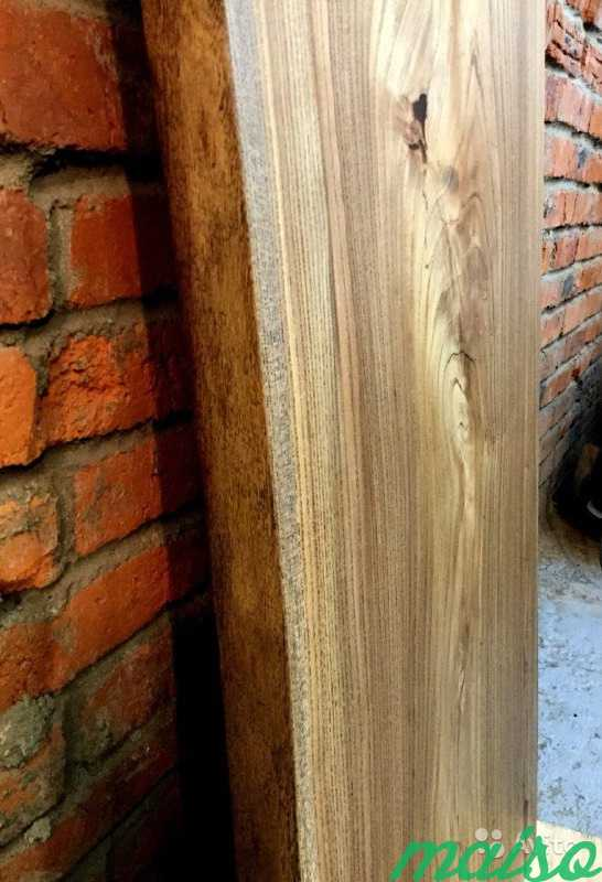 Столешница из слэба Карагача в Москве. Фото 2