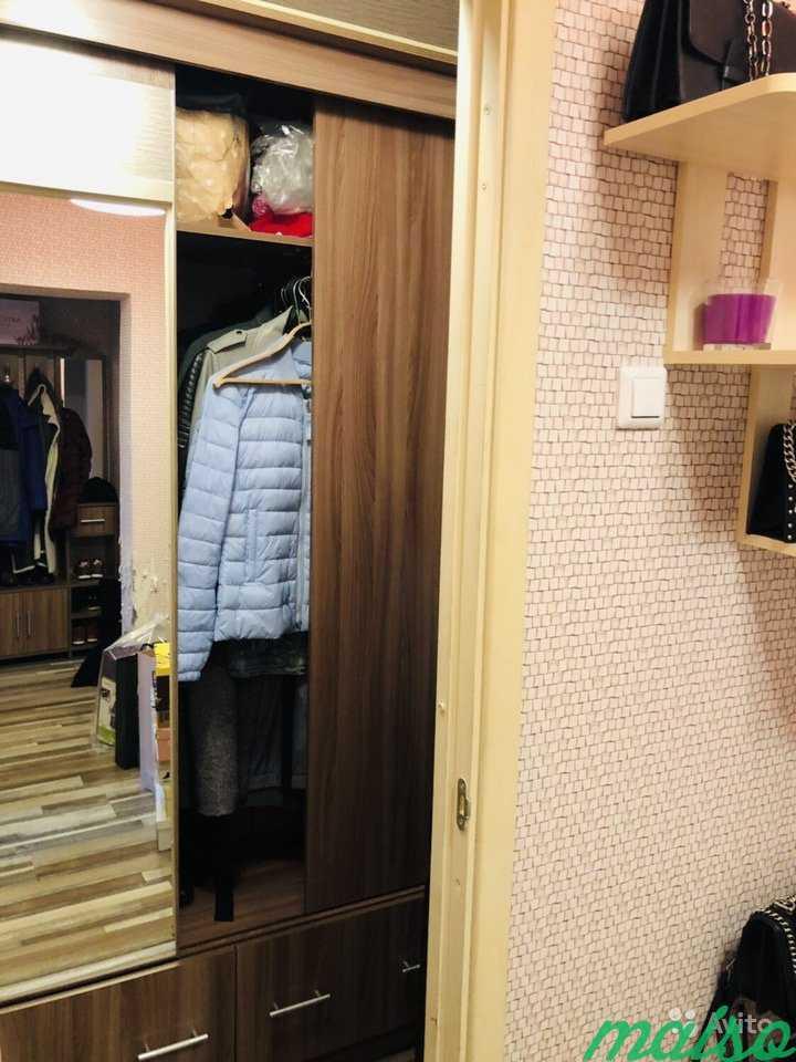 Шкаф-купе для малогабаритной квартиры в Москве. Фото 3