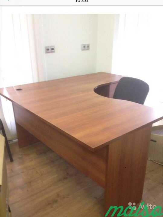 Стол угловой в Москве. Фото 1