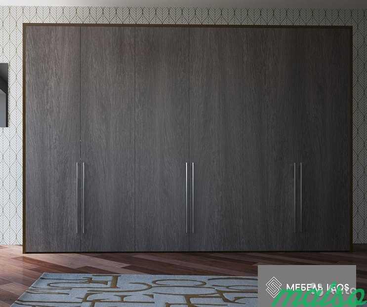 Распашной, втраиваемый шкаф twist в Москве. Фото 2