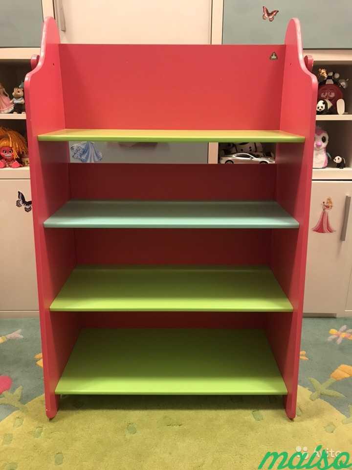 Детская мебель. Шкаф. Б/у в Москве. Фото 1