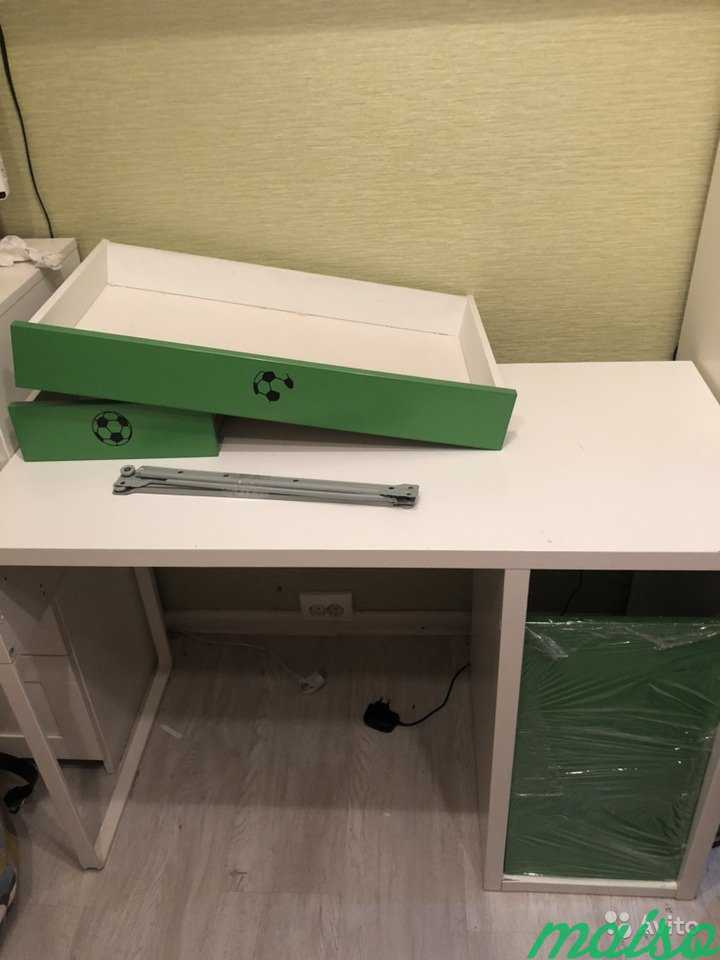 Письменный стол микке в Москве. Фото 1