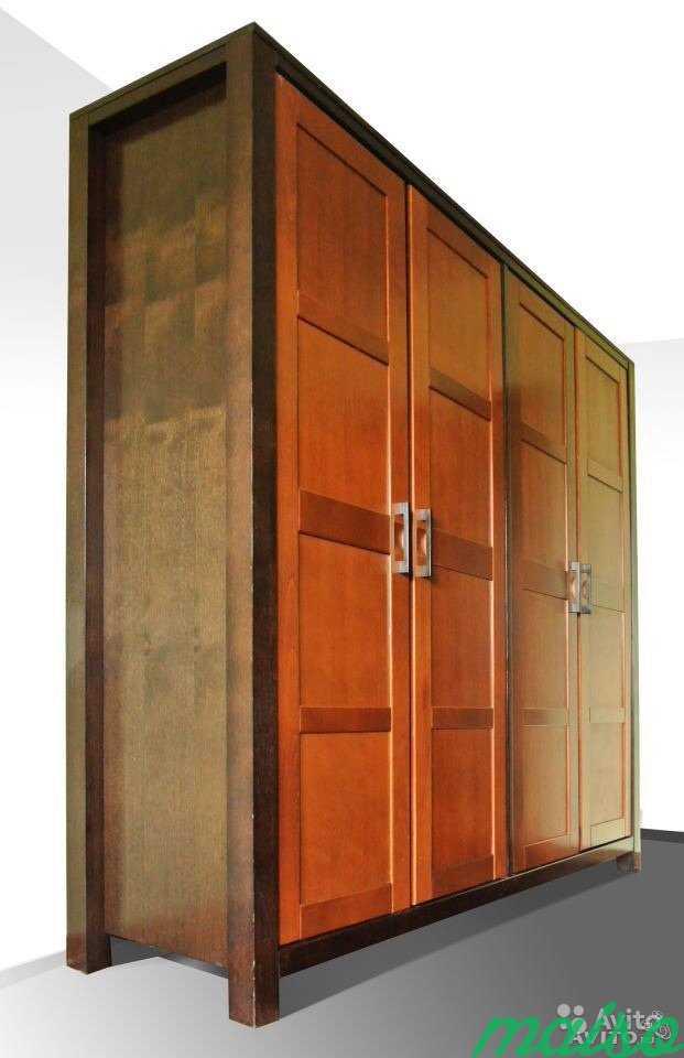 Шкаф из дуба - продаю в Москве. Фото 2