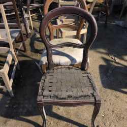 Антикварный старинный стул