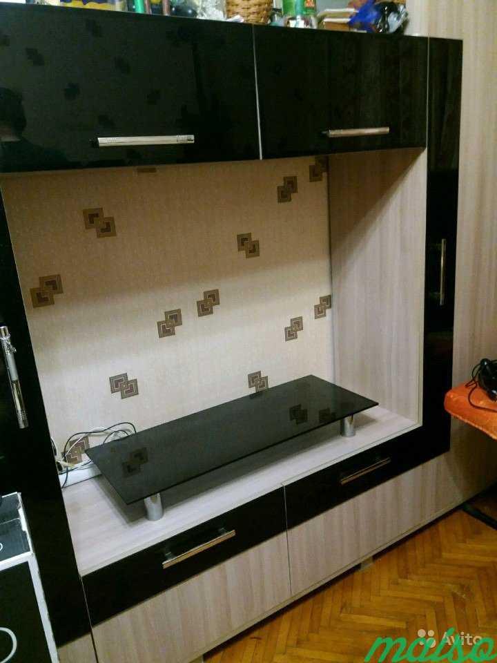 Модульная мебель для гостиной в Москве. Фото 1