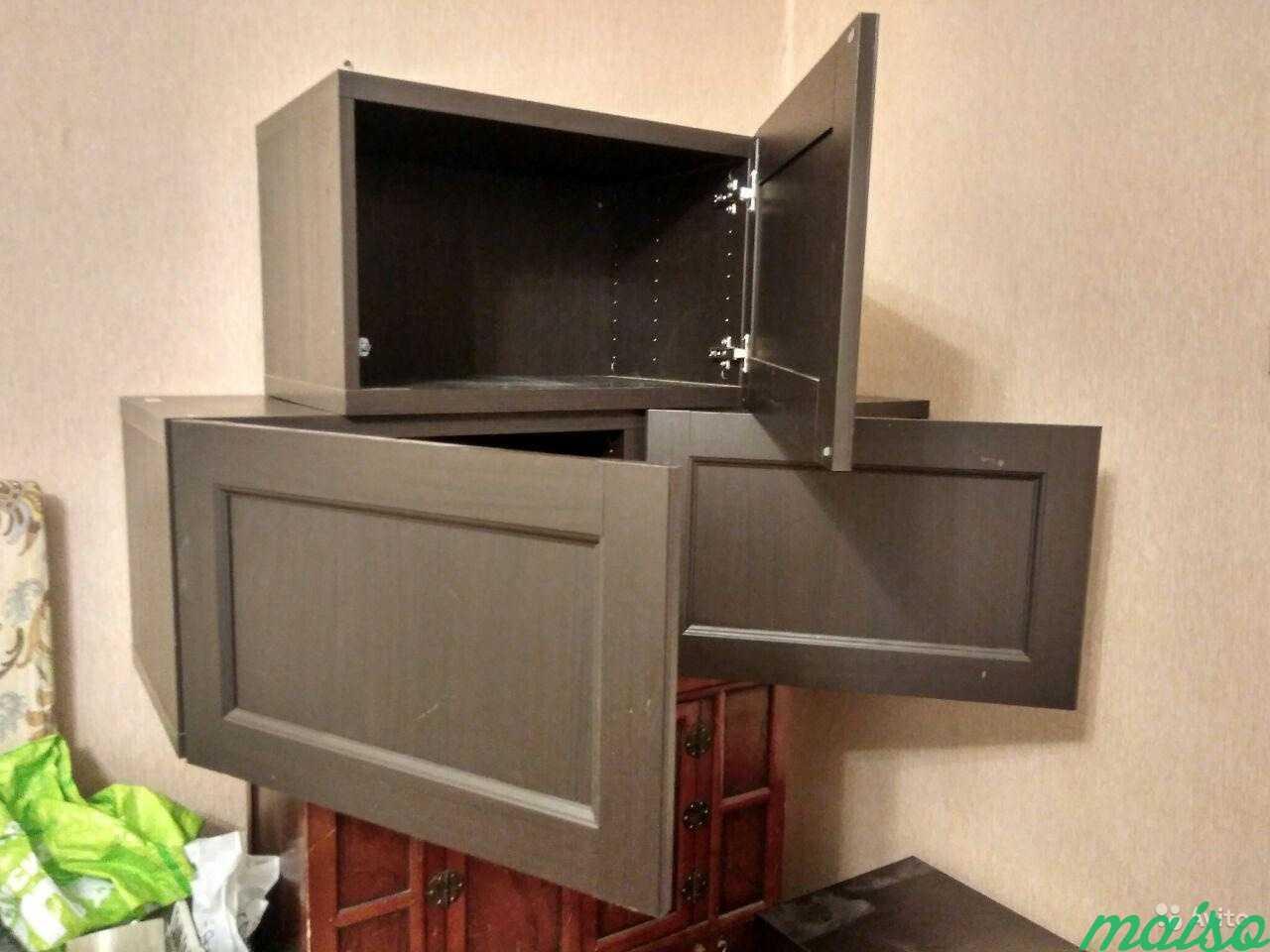 Система шкафов IKEA besta в Москве. Фото 2