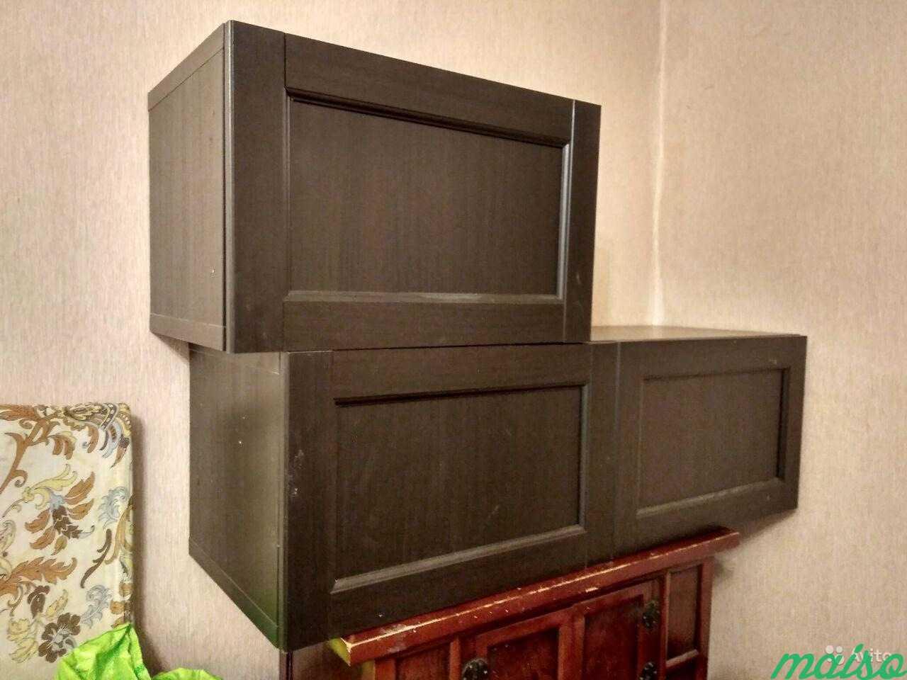 Система шкафов IKEA besta в Москве. Фото 3