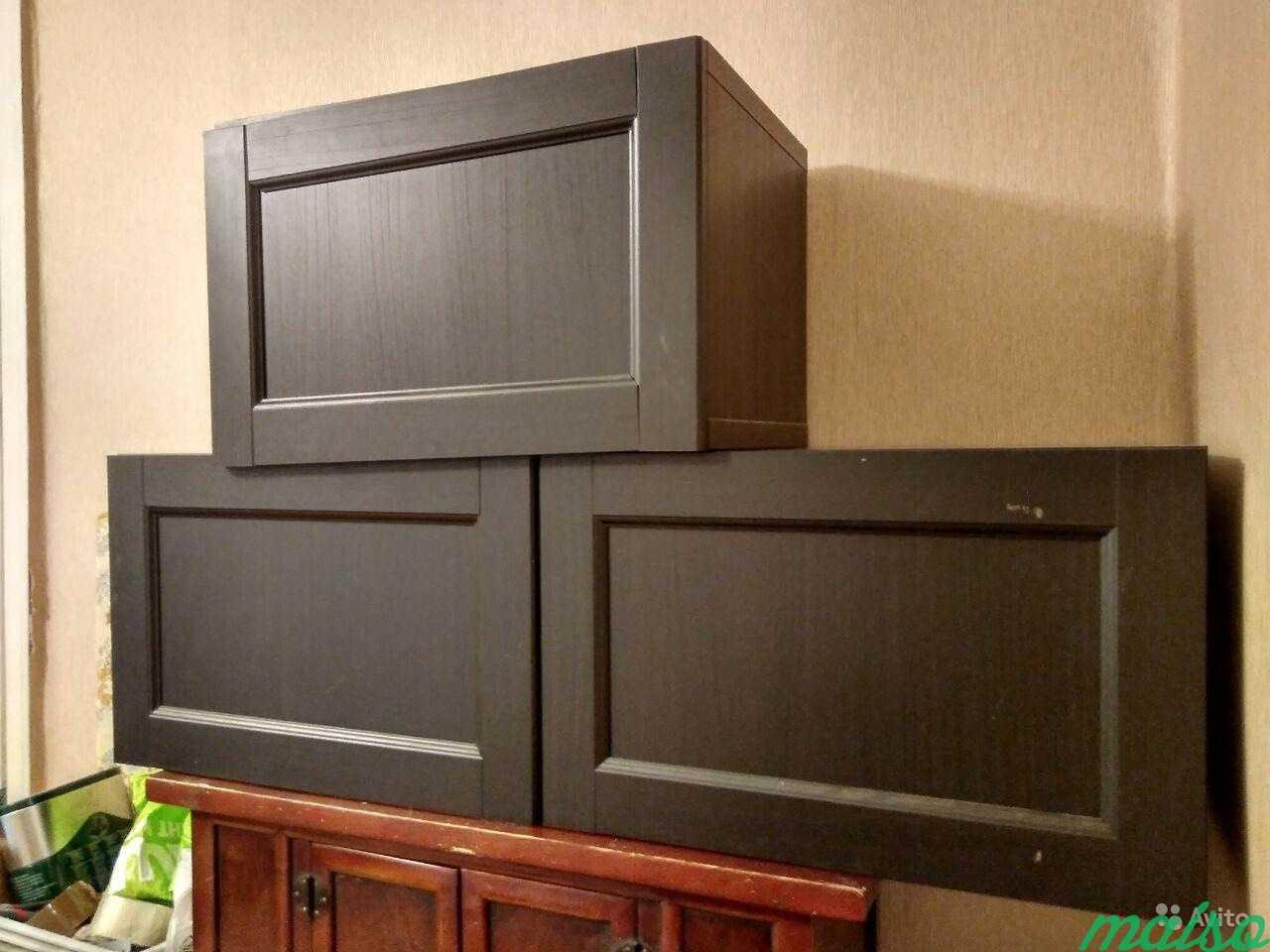 Система шкафов IKEA besta в Москве. Фото 6