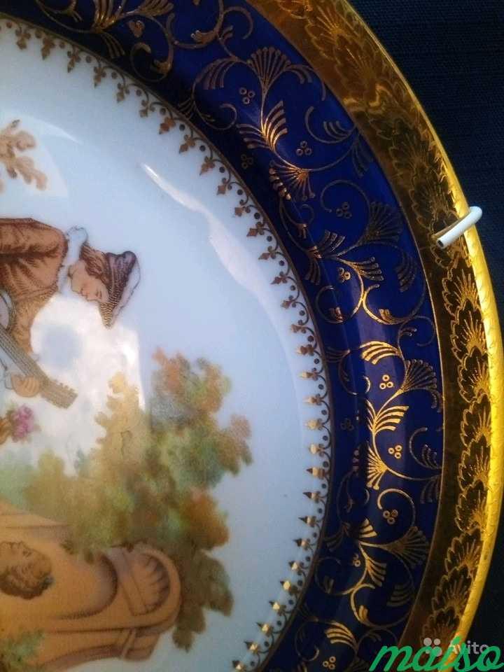 Тарелки Франция Лимож в Москве. Фото 6