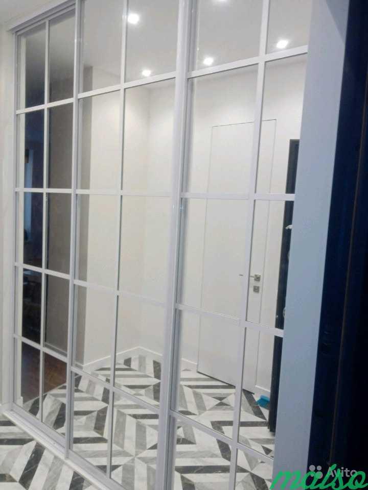 Шкаф-купе комфорт и любые шкафы под заказ в Москве. Фото 4