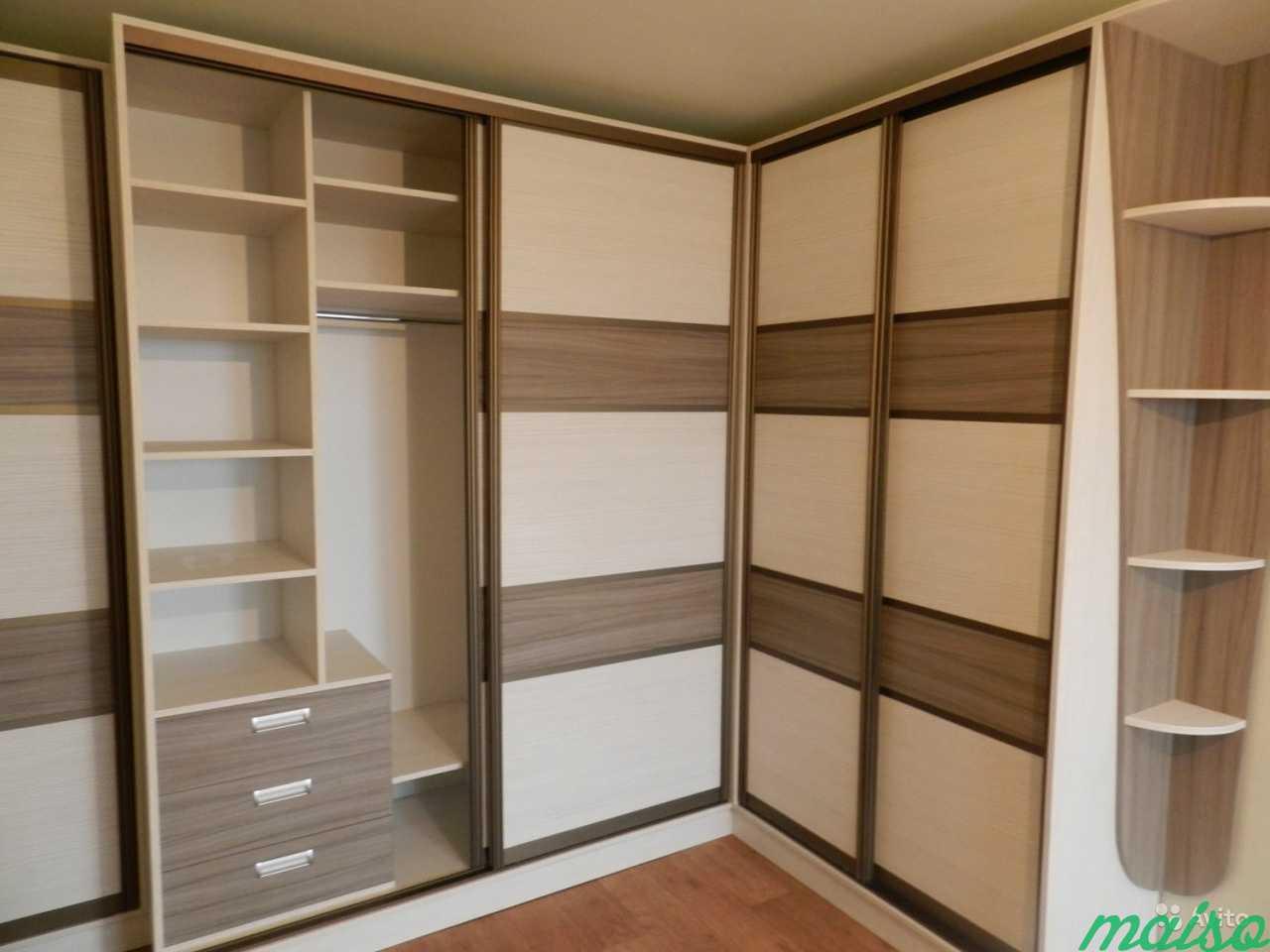 Шкаф-купе комфорт и любые шкафы под заказ в Москве. Фото 9