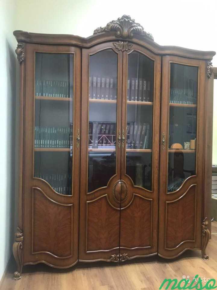 Итальянская мебель в классическом стиле в Москве. Фото 1