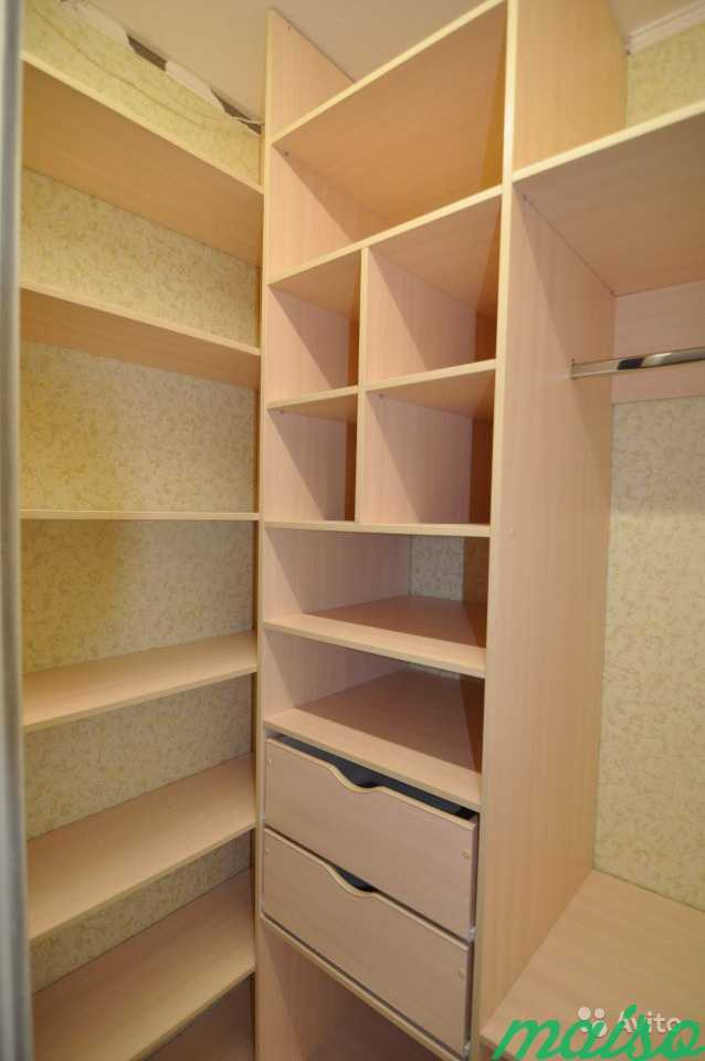 Шкаф купе гардеробная система в Москве. Фото 4