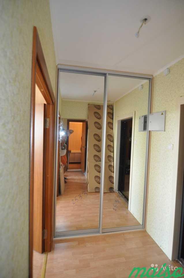Шкаф купе гардеробная система в Москве. Фото 1