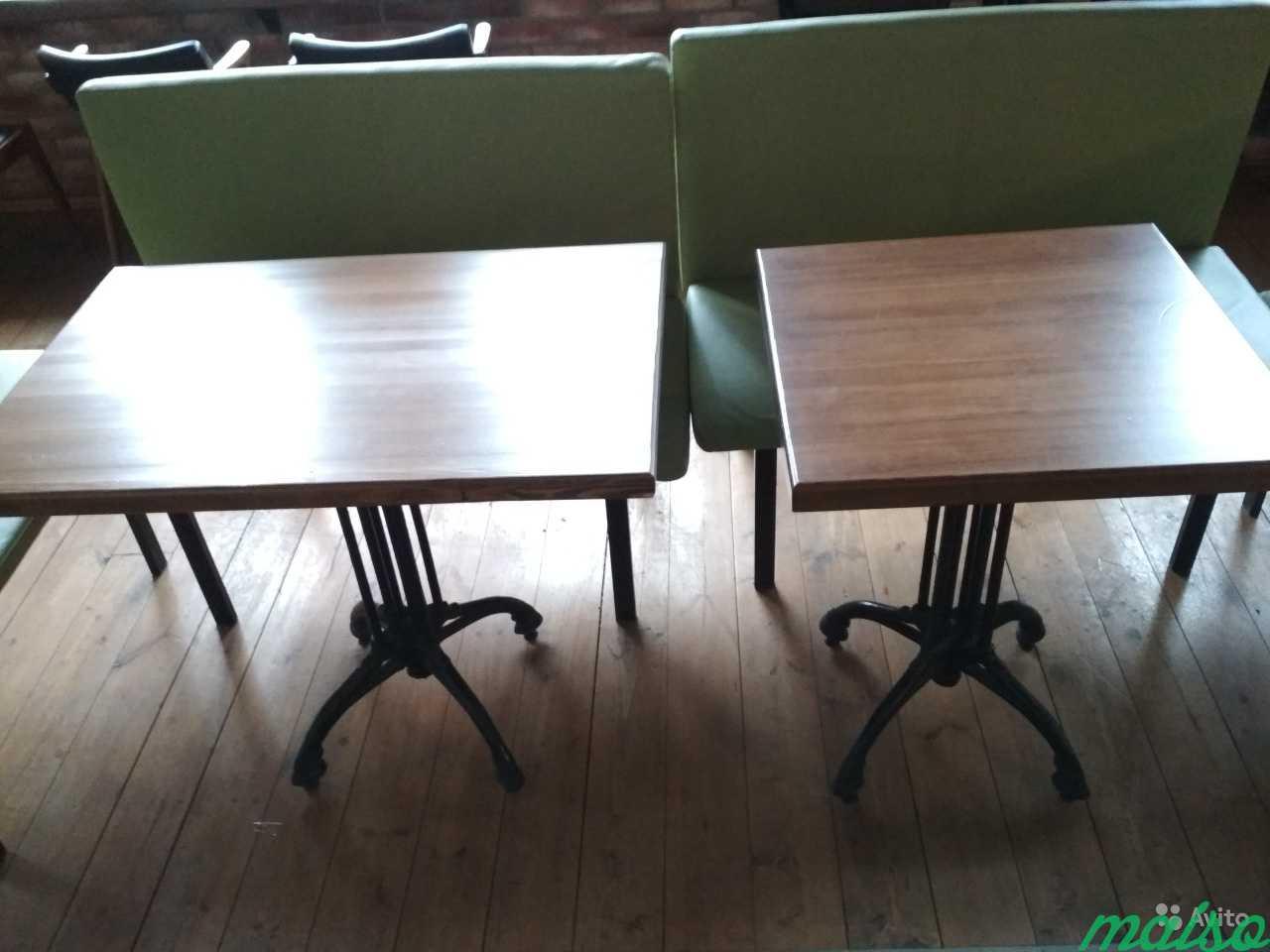 Столы и скамьи в отличном состоянии торг возможен в Москве. Фото 3