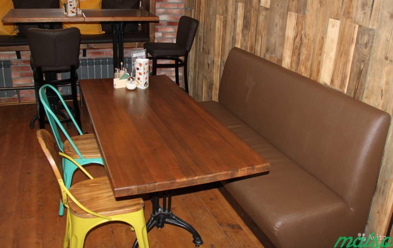 Столы и скамьи в отличном состоянии торг возможен в Москве. Фото 2