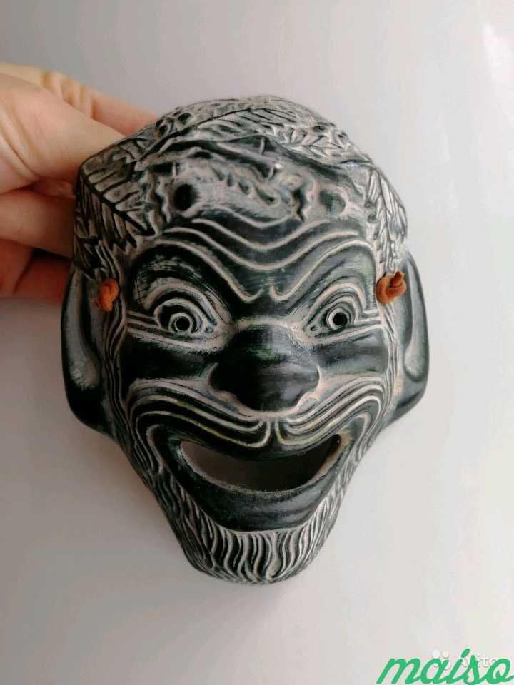Маска (керамика) новая в Москве. Фото 1