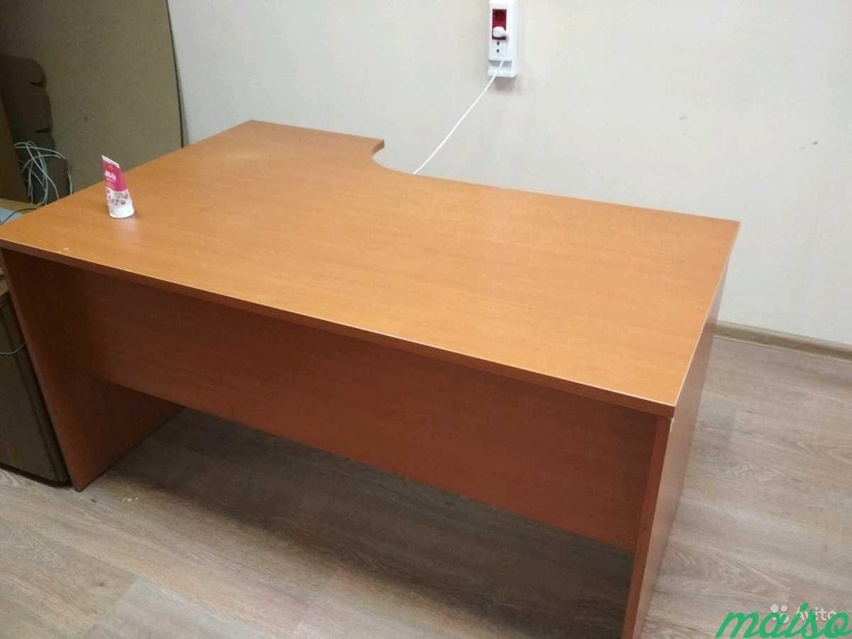 Столы офисные. 3шт. Как новые в Москве. Фото 3