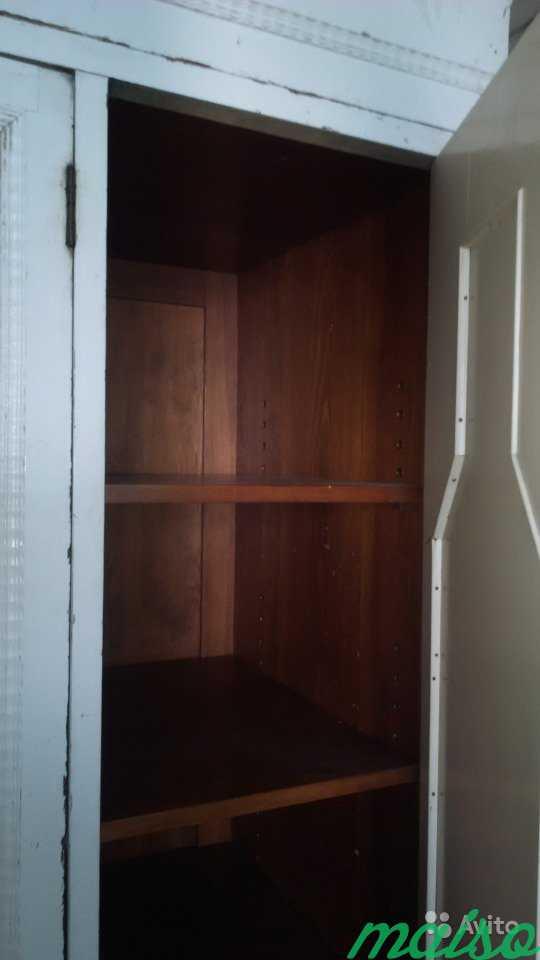Антикварный шкаф в Москве. Фото 5