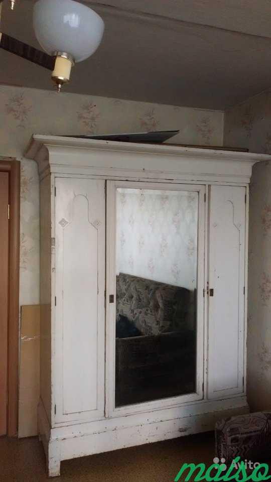 Антикварный шкаф в Москве. Фото 1