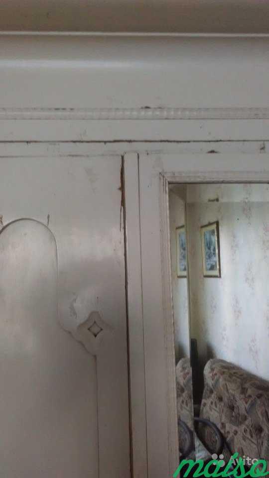 Антикварный шкаф в Москве. Фото 3